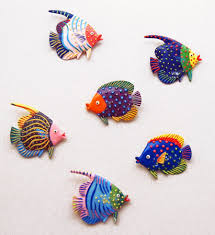 bathroom ideas fish whimsical tropical fish wall decor under the sea party decorations