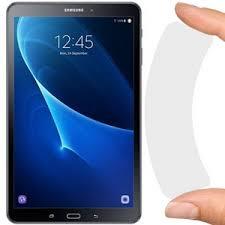 Стекло защитное гибридное <b>Krutoff</b> для Samsung <b>Galaxy Tab</b> A ...