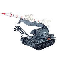 <b>Конструктор XingBao Ракетная установка</b> SA-2 (1623 детали ...