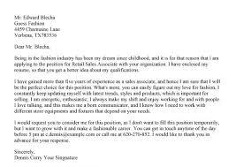 cover letter sales associate  seangarrette cocover letter  s associate cover letter sample