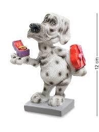 Статуэтка Собака Далматинец ''Подарок от чистого сердца'' The ...