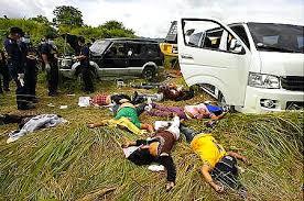 「2009年 - フィリピン・ミンダナオ島・マギンダナオ州にて虐殺事件が発生」の画像検索結果