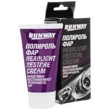 <b>Полироль фар Runway</b> (<b>50 мл</b>) RW0501 - Авто-Дворники