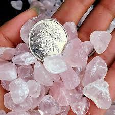 <b>50G Natural Pink</b> Rose Quartz Crystal Stone Mineral <b>Raw</b> Specimen ...