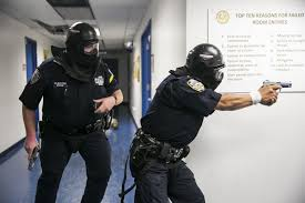 how an elite new york police unit rehearses for a terrorist attack police officers in the new york police department s critical response command train in an active shooter scenario in new york on 28 2016