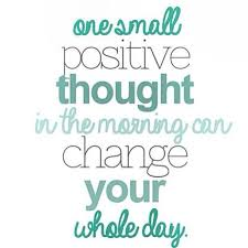 Image result for quote a positive start