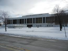 Henry Ford Centennial Library