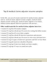 insurance claims adjuster resumes template claims adjuster resume sample