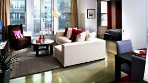 One Bedroom Apartments Decorating Rental Apartment Smart Decorating Ideas Youtube