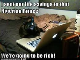 We Gonna Be Rich - Grumpy Cat Meme - See Funny Images & Photos ... via Relatably.com