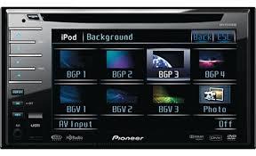 pioneer avh p3100dvd dvd receiver at crutchfield com pioneer avh p3100dvd front