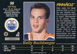 Image result for kelly buchberger  hockey