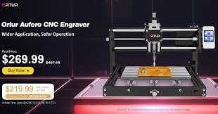 Gearbest - <b>Ortur Aufero CNC Engraver</b> Global Launch! | Facebook