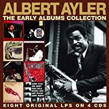 Albert Ayler: CDs & Vinyl - Amazon.co.uk