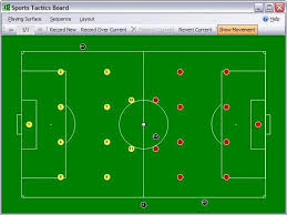 sports tactics board download   sourceforge netscreenshots  ‹ hockey rink   players in position soccer field