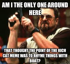 Am i the only one around here that thought the point of the rich ... via Relatably.com