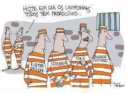 O Brasil vive um momento único na história da humanidade: uma rebelião de corruptos!