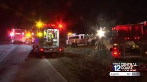 One dead, 7 injured in Shandon tour bus crash - KEYT