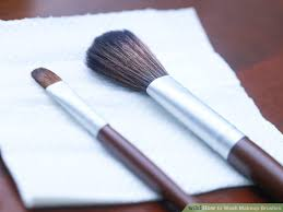 image led wash makeup brushes step 4