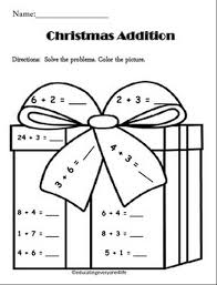 Christmas Math Games & Activities | Math Game Timechristmas addition
