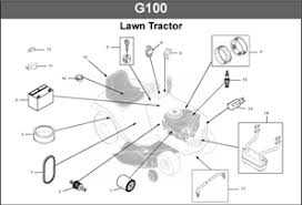 parts quick reference guides johndeere com John Deere 2305 Wiring Diagram diagram of lawn tractor and parts 2007 john deere 2305 wiring diagram lights