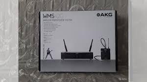<b>Инструментальная радиосистема AKG WMS420</b> (новая) купить в ...
