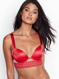 Banded Lace Push-Up Bra - <b>Very Sexy</b> - <b>Victoria's Secret</b>