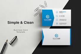 simple clean business card business card templates on creative simple clean business card business card templates on creative market