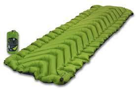 """<b>Коврик надувной Klymit</b> """"<b>Static</b> V2 <b>pad</b>"""", цвет: зеленый — купить в ..."""