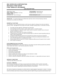 s resume banking teller job description resume bank teller job duties and bank teller job