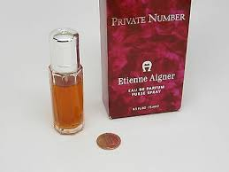 ETIENNE <b>AIGNER PRIVATE NUMBER</b> WOMEN EAU PARFUM ...