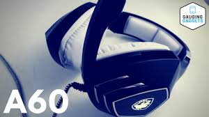 Sades <b>A60</b> Gaming Headset Review and Microphone Test - YouTube