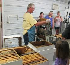 Upcoming Events  Honey Farm Open House and Kim Flottum in St    honeyharvest