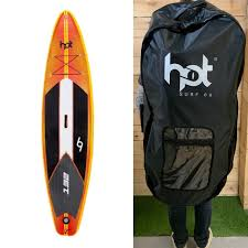 <b>11 ft</b> Hotsurf 69 <b>Stand Up Paddle board</b> Package ISUP SUP ...