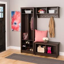 entry storage furniture entryway shoe organizer with cabinet storage and bench also coat hook having 9 black cubicle coat hook