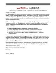 leading management cover letter examples  amp  resources    assistant director