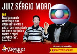 Resultado de imagem para Sérgio  Moro globo