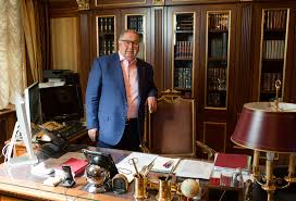 billionaire facebook backer buying commodities that made him alisher usmanov on 6