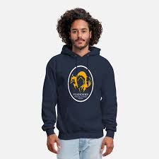 Metal Gear Solid <b>Foxhound Special Force</b> Group Hooded Sweatshirt ...