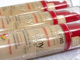 <b>Bourjois Healthy Mix</b> liquid foundation (new, 2013 <b>relaunch</b>)