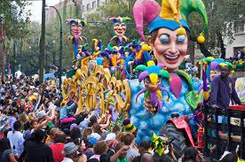 Celebrate Mardi Gras