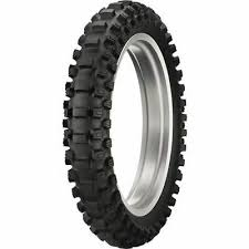 Details about <b>90/100</b>-14 <b>Dunlop Geomax MX33</b> Rear Tire (With ...