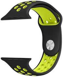 Shopizone Soft <b>Silicone Strap</b> Wrist <b>band For apple</b> watch 42mm ...