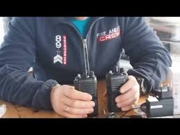 Обзор радиостанции Vertex Standard <b>VX</b>-<b>261</b> - YouTube