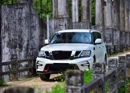 Фары (тюнинг комплект) Nissan Patrol (Y62) 2010 - 2017 - GT и ...