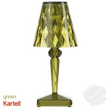 kartell portable led rechargeable battery table lamp stardust kartell portable led rechargeable battery table lamp stardust battery lamp ferruccio laviani monday