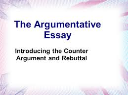 argumentative essay counter argument refutation writinggroup argumentative essay counter argument refutation