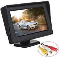 "4.3"" Car Auto <b>Monitor LCD Screen</b> Dash Mounting Stand <b>12</b>-<b>24V</b> ..."