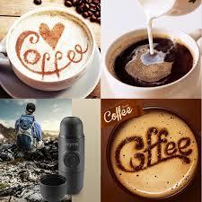 Minipresso Wacaco Portable Manual Hand Coffee Pot Italian ...