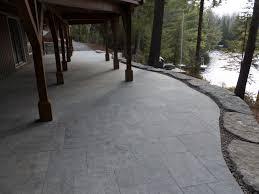 flagstone patio banas project limestone flagstone patio  banas fossil  banas silver grey